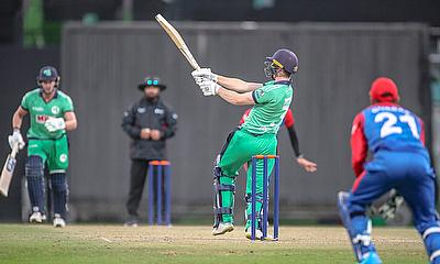 Ireland's Tucker and McBrine achieved personal milestones vs Afghanistan