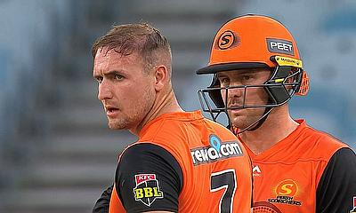 Livingstone and Roy (Perth Scorchers)