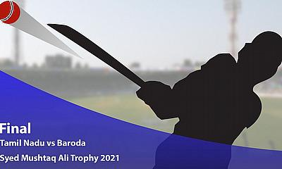 Cricket Betting Tips and Fantasy Cricket Match Predictions: Syed Mushtaq Ali Trophy 2021 - Tamil Nadu vs Baroda - Final