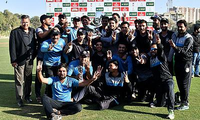 Khyber Pakhtunkhwa lift Pakistan Cup with resounding seven-wicket win