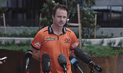 Colin Munro speaks ahead of Perth Scorchers v Brisbane Heat