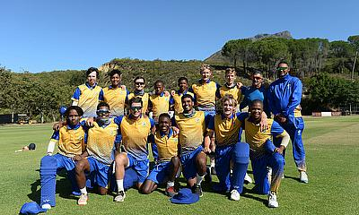 Six Gun Grill Cape Cobras win CSA Under-19 Franchise Cubs Week title