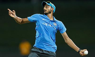 Axar Patel available for selection for second Test