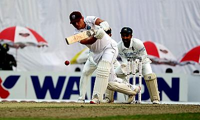 Day 2 Action from Bangladesh vs West Indies, 2nd Test