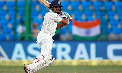 Rohit Sharma struck a wonderful hundred