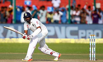 Ravichandran Ashwin hit a masterful hundred