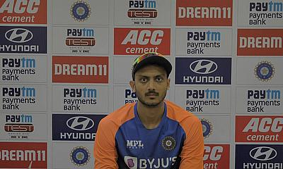 Axar Patel speaks after 3rd Day's Play of 2nd Test vs England
