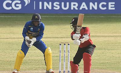 Jason Mohammed made a century as Trinidad & Tobago beat Barbados Pride