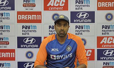 Ravi Ashwin speaks after India win in 2nd Test vs England