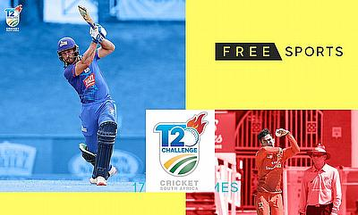Freesports confirm broadcasting of CSA T20 Challenge