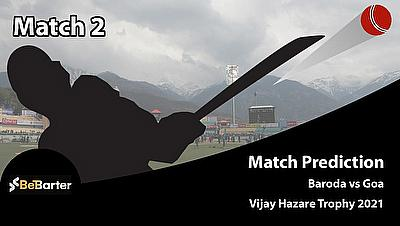 Vijay Hazare Trophy 2020-21 - Baroda vs Goa, Round 1, Elite Group A