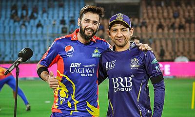 Karachi Kings vs Quetta Gladiators Captains