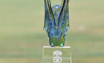 CG Insurance Super50 Trophy unveiled as Sir Clive Lloyd Trophy