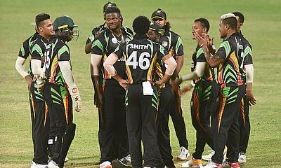 Super50 Cup 2021- Guyana Jaguars vs Windward Islands – Match 15