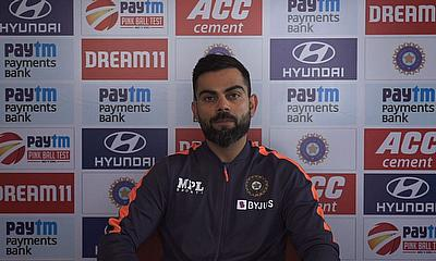 Virat Kohli speaks ahead of 3rd India v England Test