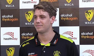 Cameron Green inducted into WACA's Test Player Walk