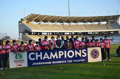 Jharkhand Women's T20 Trophy Final 2021: Bokaro Blossoms beat Dumka Daisies by 9 wickets