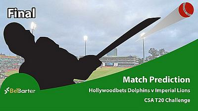 CSA T20 Challenge 2021- Hollywoodbets Dolphins vs Imperial Lions- Match 17