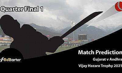 Gujarat vs Andhra - Quarter Final 1