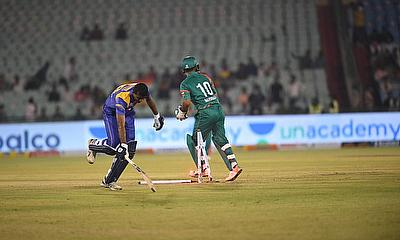 Sri Lanka Legends beat Bangladesh Legends by 42 runs