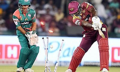 Road Safety World Series Match 12: Bangladesh Legends lose out to West Indies Legends