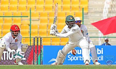 Afghanistan v Zimbabwe 2nd Test Day 4