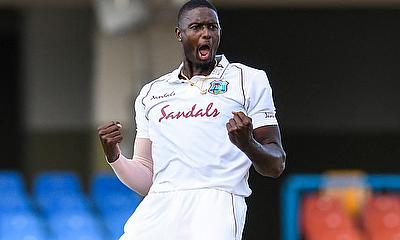 Jason Holder takes 5fer