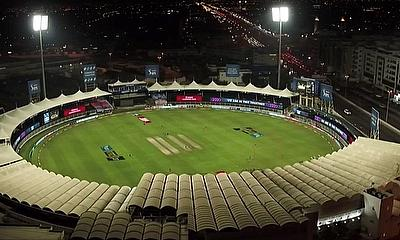 Sharjah Cricket Stadium