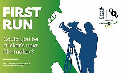 ECB partner with the BFI to offer bespoke filmmaking course to cricket clubs