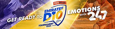 Emirates D10 League 2021
