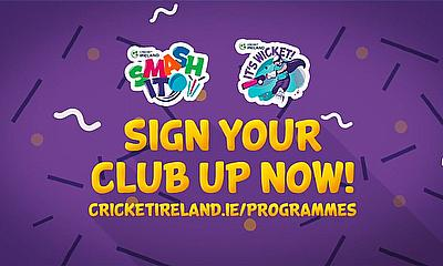 Cricket Ireland announce two new national participation programmes to launch in 2021
