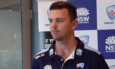 Josh Hazlewood speaks ahead of Marsh Sheffield Shield Final