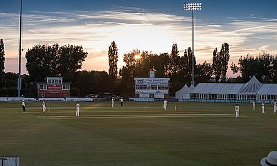 County Ground , Derby