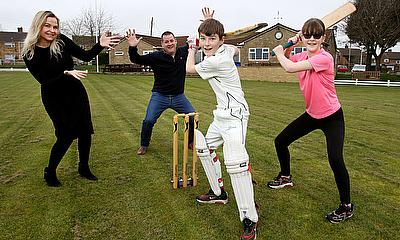 Oxfordshire village cricketers ready for new season thanks to Mactaggart & Mickel