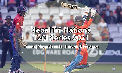 Nepal Tri-Nations T20I Series 2021 - Bajaj Pulsar Tri-Nations T20I - All you need to Know; Squads, Fixtures