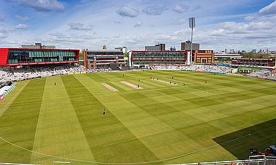 County Championship Old Trafford