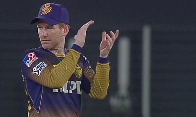 Eoin Morgan (KKR Captain)
