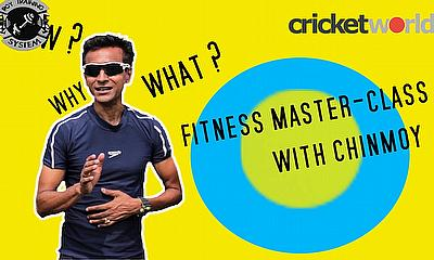 Gaining an edge through Fitness | Masterclass with Chinmoy Roy