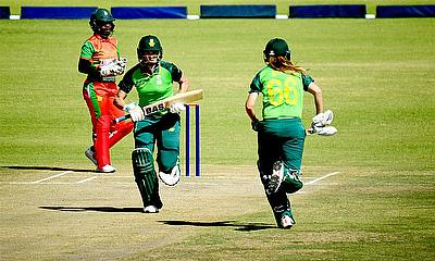 Anneke Bosch's century helps South Africa's Emerging Women complete 5-0 series sweep