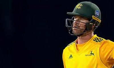 Dan Christian (Notts Outlaws) - has been called up by Australia