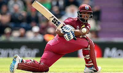 West Indies Nicholas Pooran is due a big score