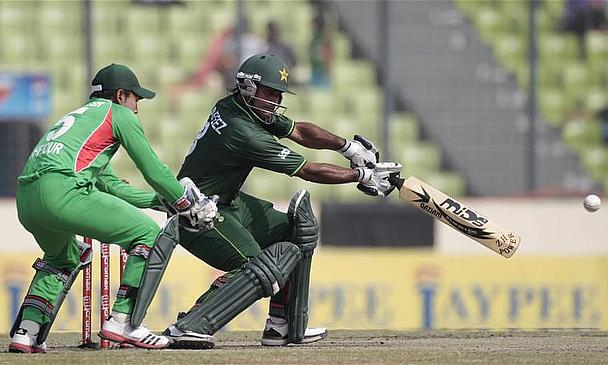 Cricket World Live - Asia Cup 2012 - Bangladesh vs Pakistan