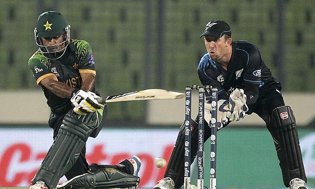 Pakistan take on New Zealand