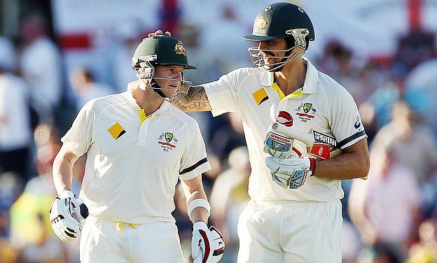 Not Wise To Sledge Mitchell Johnson - Steve Smith