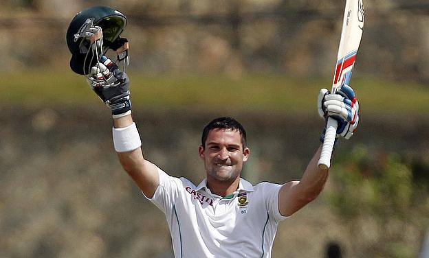 Elgar, Du Plessis Put South Africa In Control