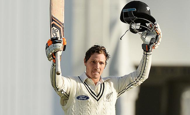 BJ Watling scored a crucial 136-ball century as New Zealand dominated day three of the second Test against England in Headingley.