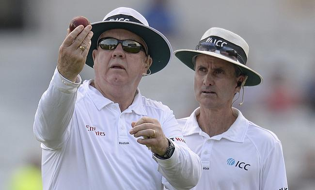 Umpire Steve Davis to retire after England-New Zealand ODI series