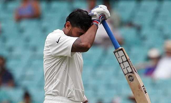 Annoying stop-start day three witnesses India piling runs