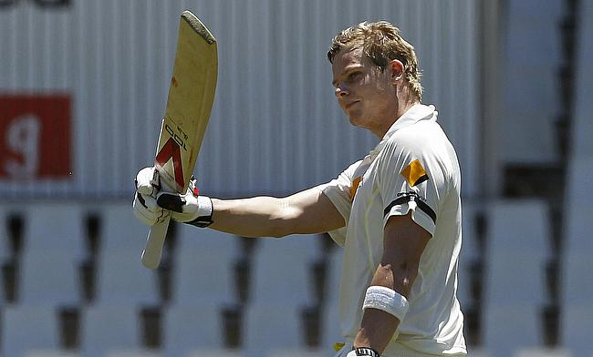 Steve Smith climbs to number one in ICC Test Rankings