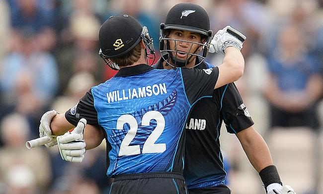 Kane Williamson and Ross Taylor have been phenomenal for New Zealand in this series accumulating 542 runs in the three games.